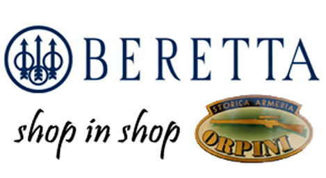 Beretta Shop In Shop